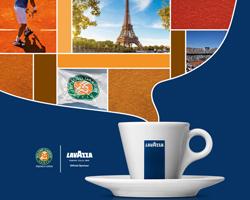Vinci set di tazzine, macchina del caffè o viaggio a Parigi con Lavazza