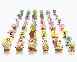 Colleziona i personaggi di Spongebob con Burger King