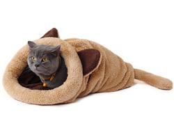 Aliexpress: cuccia-cuscino per gatti -36% di sconto