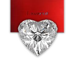 Vinci un diamante Lovecut da 1.500€