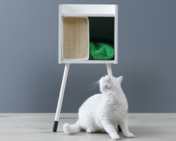 Vinci una Cat House Ikea
