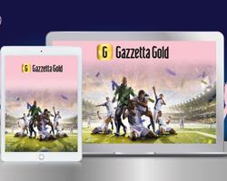 1 mese di Gazzetta Gold omaggio con Nivea Men