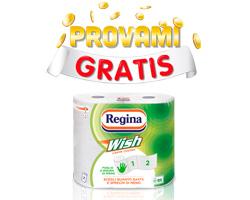 Regina Wish: ricevi rimborso di quanto speso