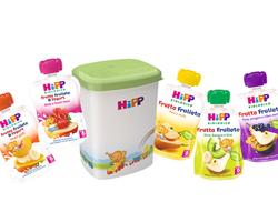 Vinci gratis la Box Frutta Frullata HiPP Biologico