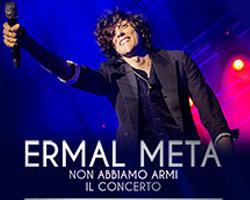 Vinci gratis concerto e Meet&Greet con Ermal Meta