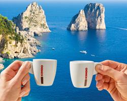 Kimbo: vinci weekend per 2 persone a Capri