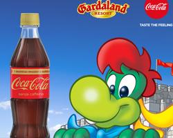 Coca Cola: ingresso omaggio a Gardaland