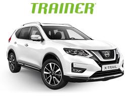 Vinci Nissan X-Trail con Natuarl Trainer