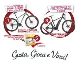Vinci Biciclette e Smartbox  con Rovagnati