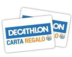 Vinci gratis buoni Decathlon da 20 euro
