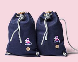 Nuvenia: vinci 2 IF Bags personalizzate