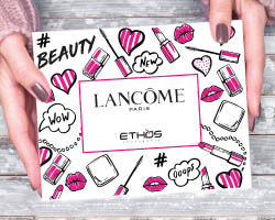 Vinci gratis una gift box Lancôme