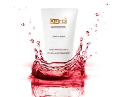 Sconto 33% su crema anticellulite Barò Cosmetics