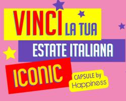 "Sammontana ""Vinci la tua estate italiana iconic"""