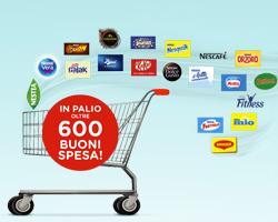 Nestlé: vinci buoni spesa da 100€