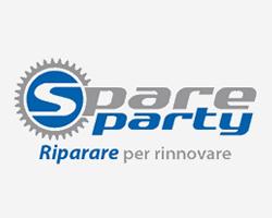 Spareparty: manutenzione dei tuoi elettrodomestici