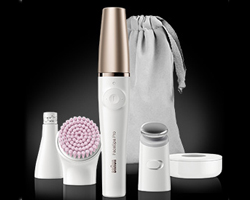 Vinci gratis Braun FaceSpa Pro 912