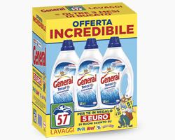 General Liquido: in regalo 5€ di buoni sconto