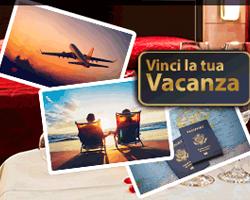 Vinci vacanza con Vola Gratis