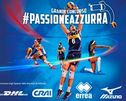 Gazzetta #PASSIONEAZZURRA: vinci fantastici premi