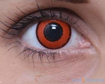 5% di sconto extra per le lenti colorate di Halloween!