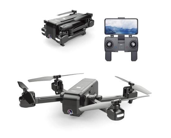 54% di sconto Fotocamera GPS Wi-fi Drone Quadcopter