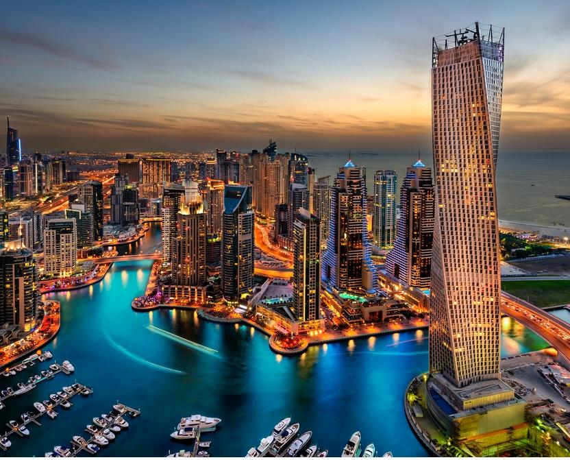 DUBAI a partire da € 52/notte