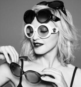 Occhiali Madonna Versace