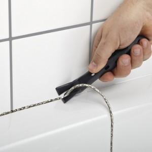 Rimuovere silicone sigillante dalle superfici blog buoni - Togliere silicone dalle piastrelle ...