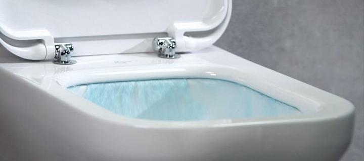 Come pulire il wc e sbiancare la tazza blog buoni sconto for Tazza del bagno