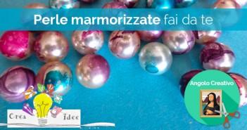 perle marmorizzate fai da te