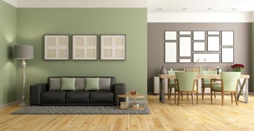 Come abbinare il parquet al colore delle pareti blog for Case estremamente economiche