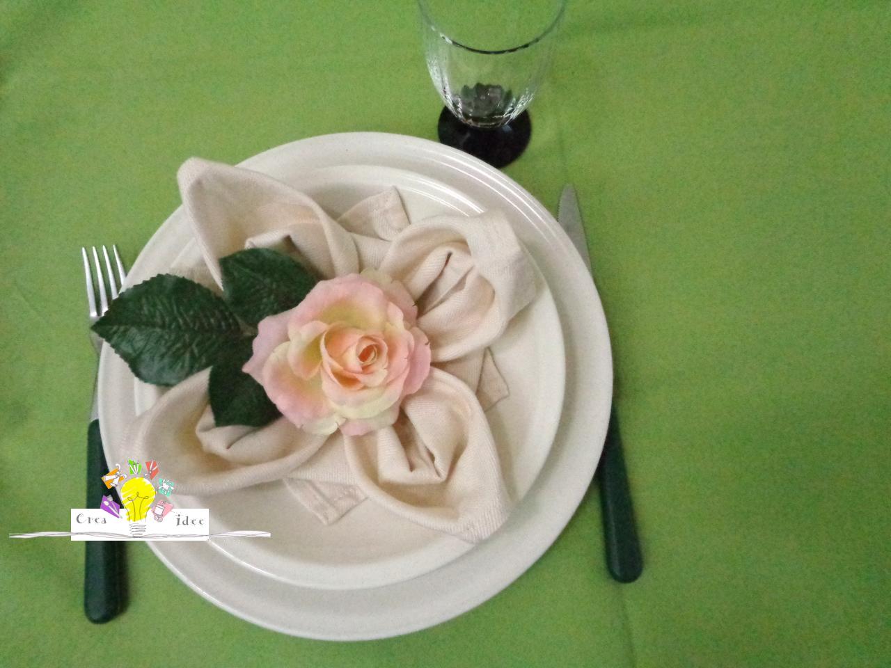 Piegare Tovaglioli Di Carta l'angolo creativo: piegare tovaglioli a fiore di loto - blog
