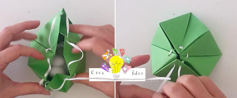 bomboniera origami 12