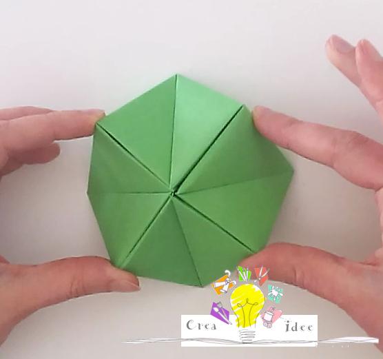 bomboniera origami 8