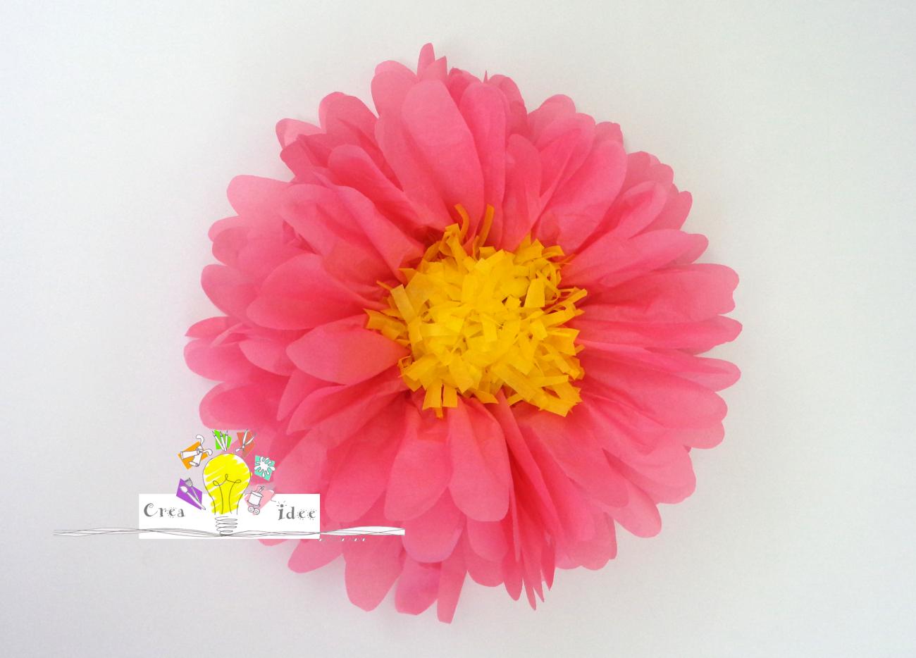 fiore decorativo x festa