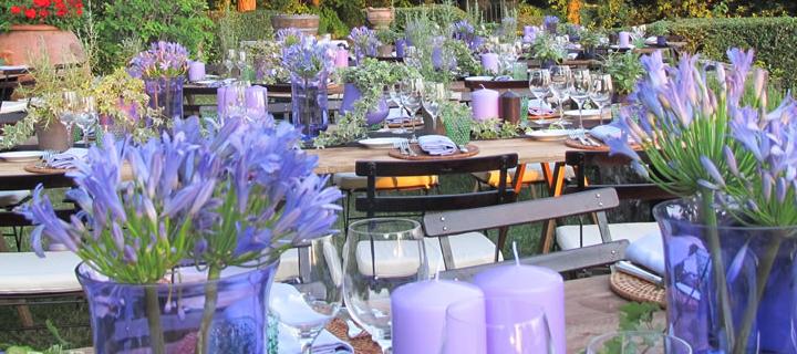 Organizzare una memorabile festa in giardino blog buoni for Organizzare giardino
