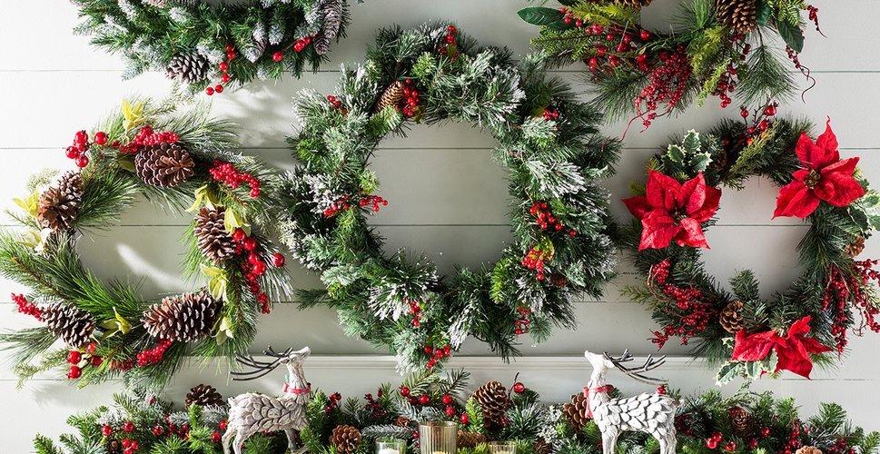 Decorazioni natalizie fai da te gioiose ghirlande blog for Decorazioni natalizie fai da te