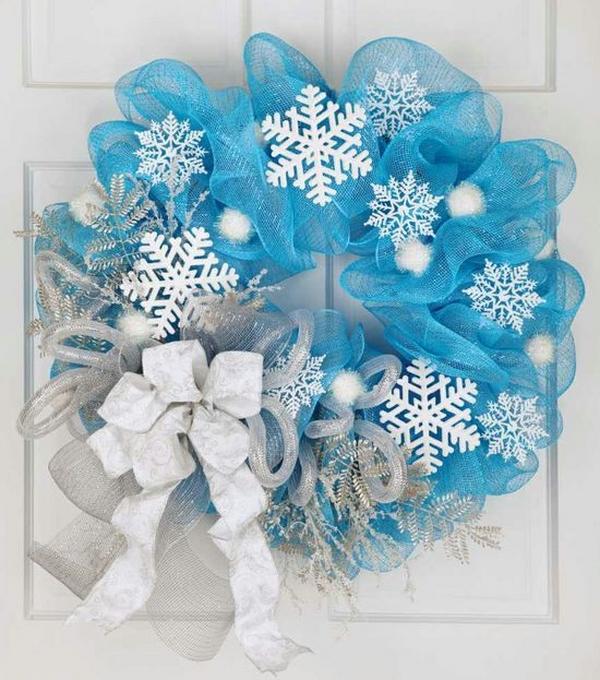 una provocante decorazione natalizia fai da te