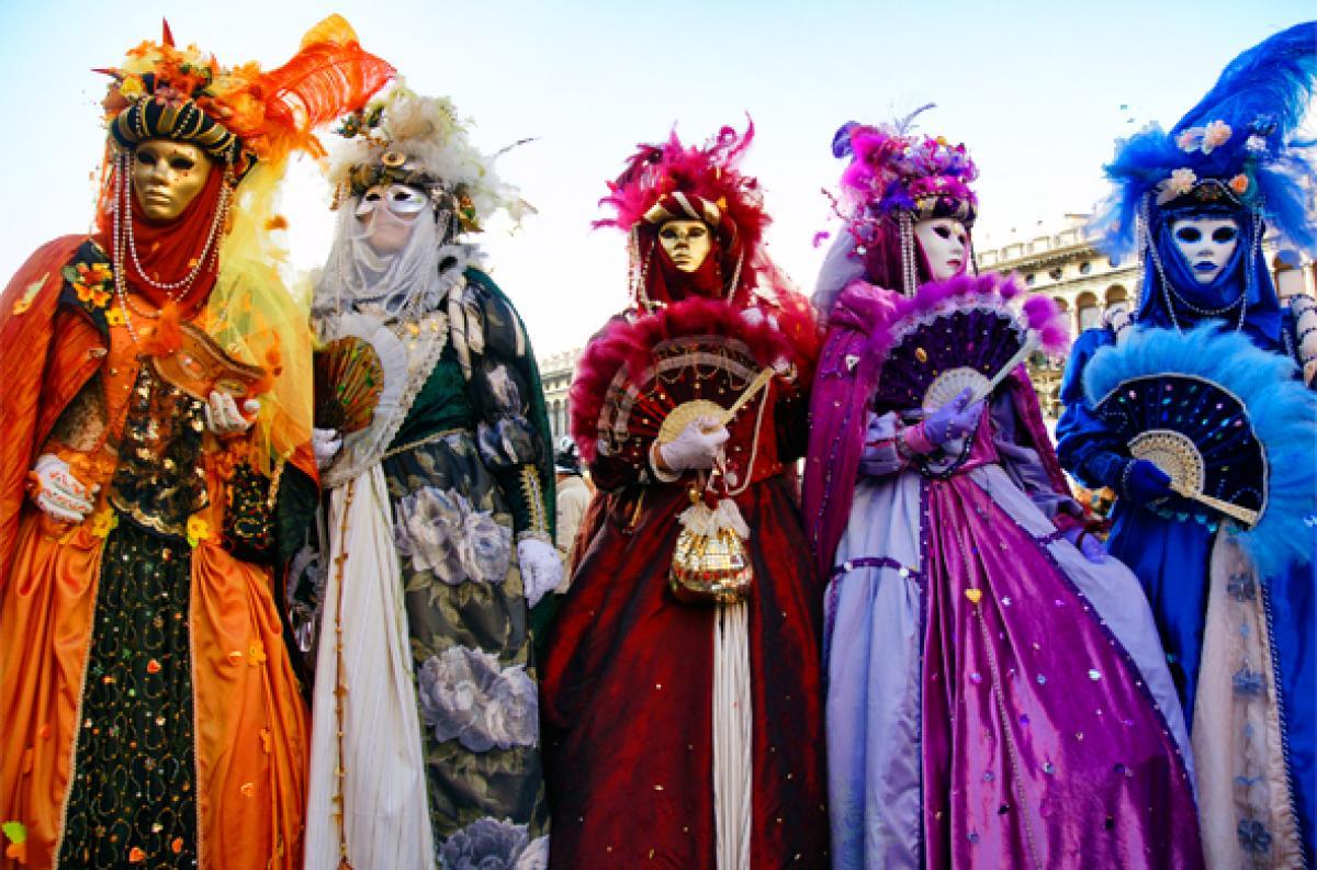 d8bf30da9b77 Vestiti di Carnevale fai da te - 12 costumi dell'ultimo minuto ...