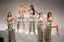la locandina della milano fashion week 2018