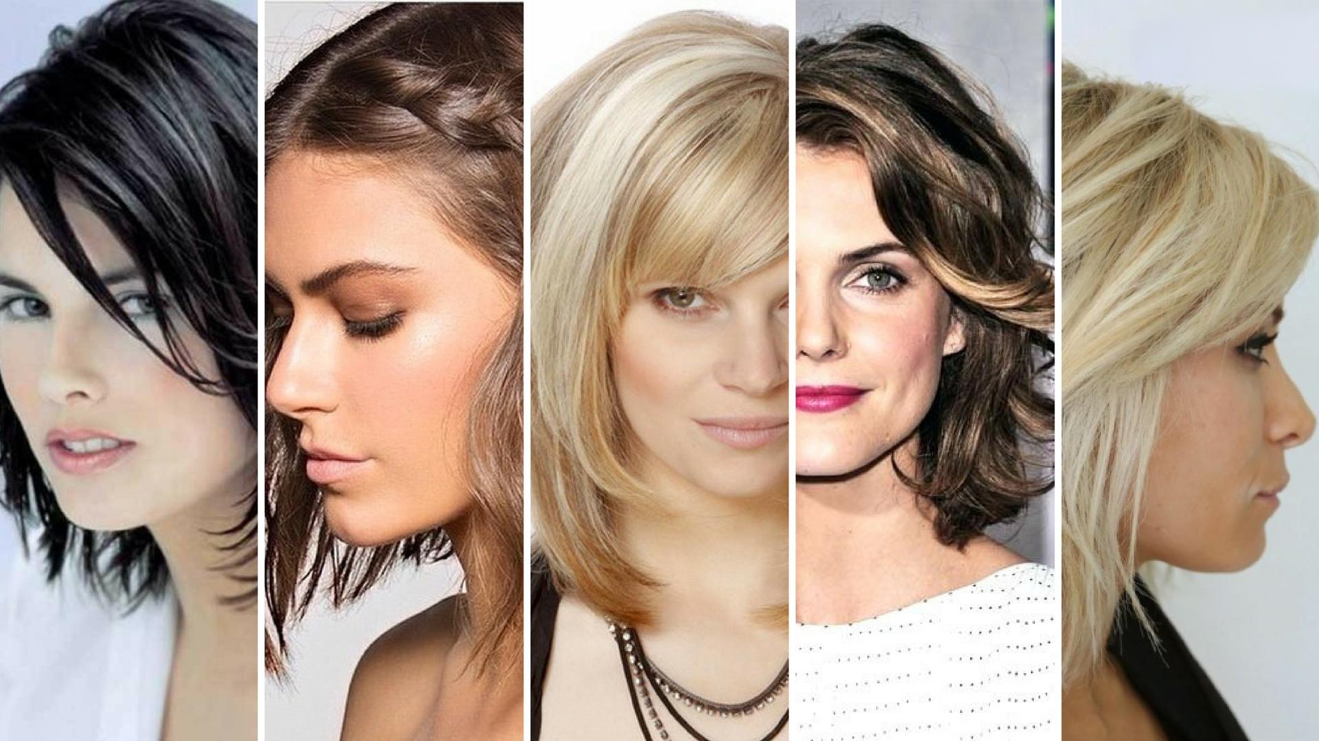 tagli di capelli di tendenza