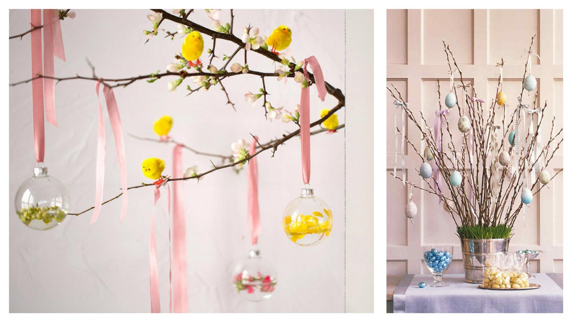 Albero Di Pasqua 4 Idee Per Le Tue Decorazioni Pasquali Blog