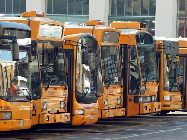 salire e scendere da tutti questi autobus con un abbonamento mezzi pubblici