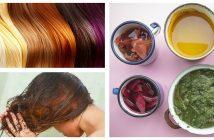 ingredienti e consigli per tingere i tuoi capelli