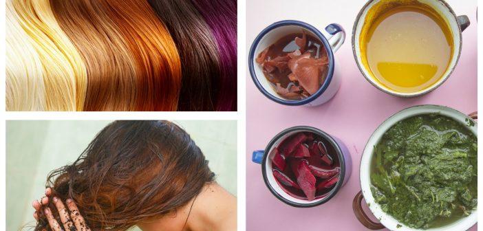 Le migliori 5 tinte naturali per capelli bianchi for Tinte per capelli non nocive