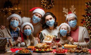Natale in famiglia durante la pandemia