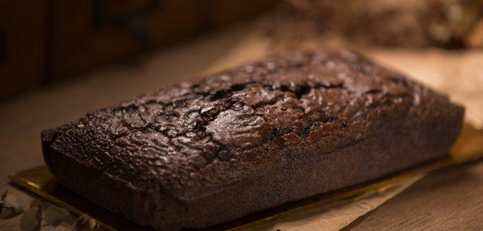 Torta di farina di fagioli (senza glutine e vegan)