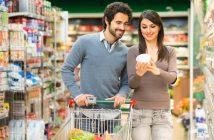 Coppia al Supermarket