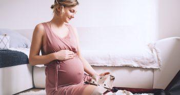 Preparare la valigia per il parto